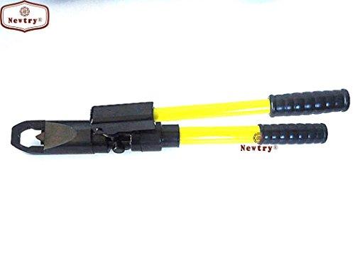 NEWTRY EP-2432A - Herramienta de corte de tornillo hidráulico para destornillador de tuercas y destornillador M16-M24