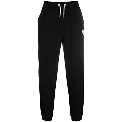 Everlast Hombre Jogging Deporte Cintura Elastica Pantalones Entrenar Deporte