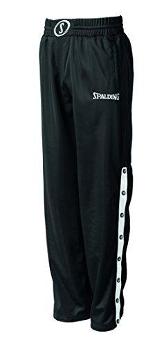 Spalding Bekleidung Teamsport Evolution Pants schwarz/weiß, XXS