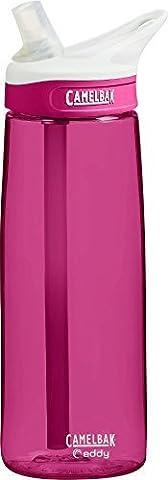 CamelBak Eddy Gourde 0,6 53349, Bleu Dragonfruit Pink 750ml