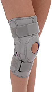 Tynor Knee Support Hinged (Neo) Compression,Support,Patellar Pressure-Medium