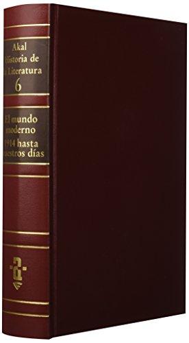 Historia de la literatura VI por Aa.Vv.