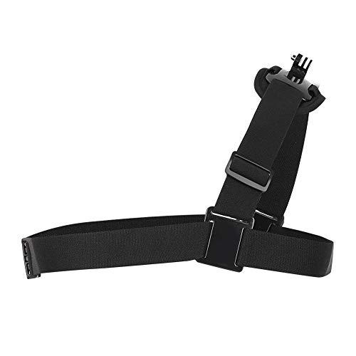 Doppel-körper (VBESTLIFE Einzelner Schulter Brustgurt, Brustgurt Schultergurt Brust Körper Gurt Halterung mit Doppel-Pin-Schnittstelle für GOPRO-Serie und SJ 4000 und andere Sportkameras.)