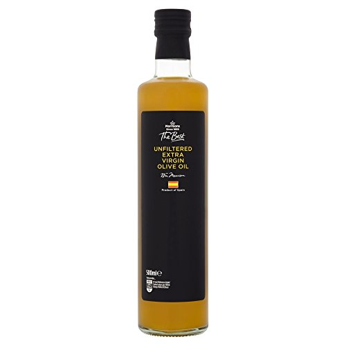 Morrisons The Best Aceite oliva virgen extra sin filtrar