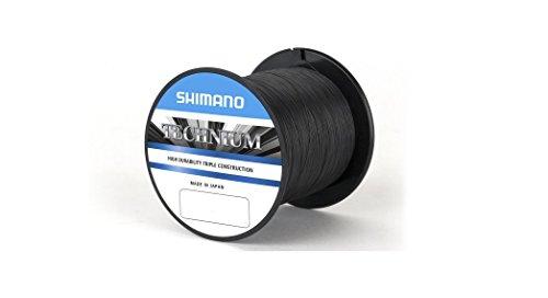 Shimano Technium Quarter Pound Premium Box 620, Weiß, Blau (Premium-monofile Angelschnur)