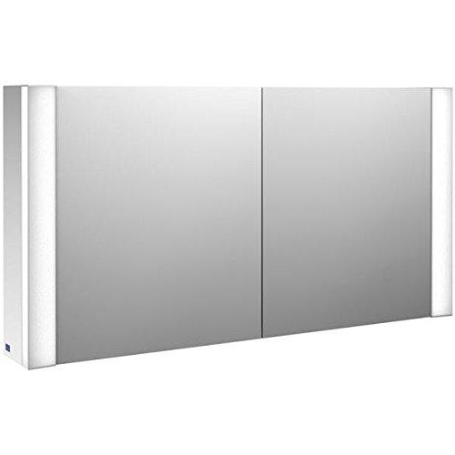 Villeroy + Boch SPS My View - Spiegelschränke A388C0 1200x616x170 Weiß Matt, A388C0MS