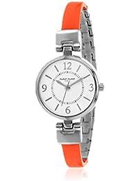 Naf Naf Reloj de cuarzo Woman Naf Naf Rd Brac.2 Matieres Mini 26 mm