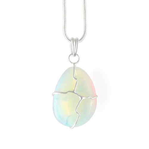 opal-stone-necklace-birthstone-necklace-unique-gift