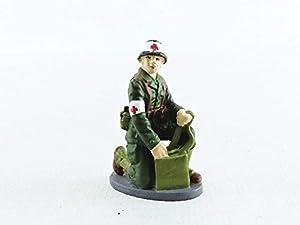 Promocar FS1517L13G03 - Coche en Miniatura, Color Verde, Blanco y Rojo