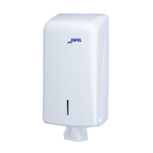 Jofel AH70000 Dispensador Higiénico Zig-Zag, Azul