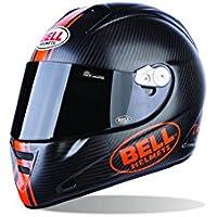 Bell Caschi Street 2015 M5X Carbon Adult Casco, Daytona Matte Arancione, M