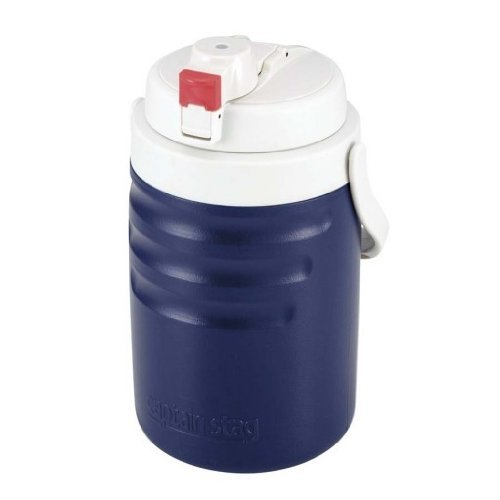 Captain stag (CAPTAIN STAG) New Rex one-touch handy water jug 2L navy M-5083 (japan import)