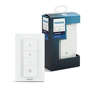 Philips Hue Dim Switch Télécommande nomade variateur de lumière (B0748KLR39)   Amazon price tracker / tracking, Amazon price history charts, Amazon price watches, Amazon price drop alerts