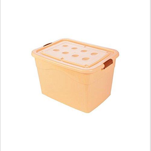 Sucastle,Wirklich nützliche Aufbewahrungsboxen sind leicht und robust und stapelbar,Plastik,45 * 33 * 25cm