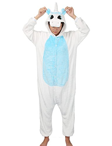 Pyjamas Tier Kostüm Schlafanzug Jumpsuit Erwachsene Unisex Cosplay Halloween Karneval