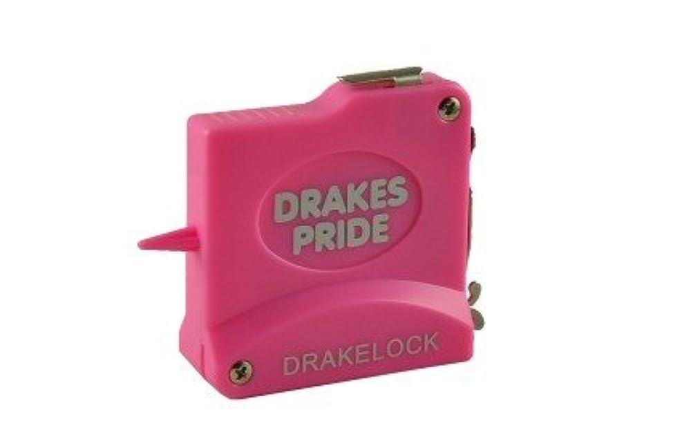 Drakes Stolz Drakelock Messen - Pink