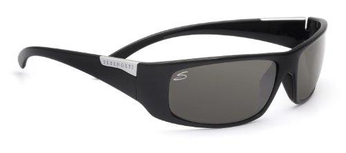 Serengeti eyewear lunettes de soleil fasano Shiny Black