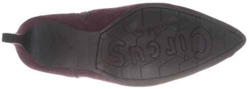 Circus by Sam Edelman Avalon Spitz Faux Wildleder Mode-Stiefeletten Port Wine