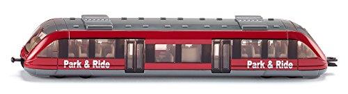 Siku 1646 - Nahverkehrszug, Maßstab 1:120 Miniatur-zug