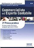 Il nuovo esame di stato per commercialista ed esperto contabile. 3ª prova pratica. 35 prove svolte (con tracce assegnate agli esami di Stato)