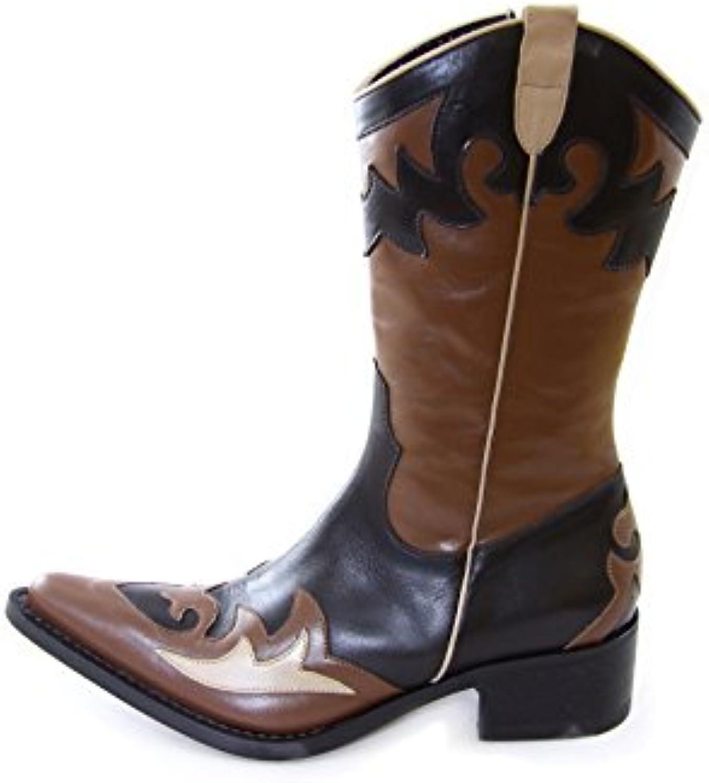 Donna  Uomo Fornarina Vintage Leather stivali PIFNI3246WC Choco Marronee Design ricco online A partire dall'ultimo modello   Ad un prezzo inferiore    Uomini/Donna Scarpa