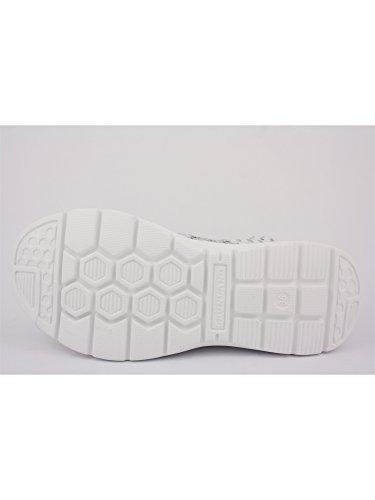 GRUNLAND , Baskets pour femme Blanc Cassé - Bianco