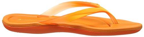Lunar - Smoothie Ii, Scarpe da Spiaggia e Piscina Donna Arancione (Orange (Orange 24118))