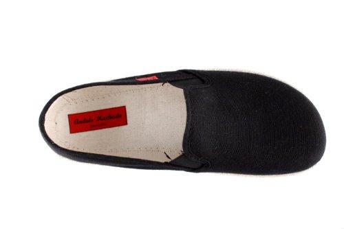 Andres Machado.AM500.Chaussures classiques, en cuir avec lacets .Grandes pointure de la 46 à la 51. LoneNegro