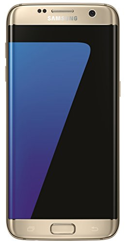 Galaxy Samsung Core Etui 2 (Samsung Galaxy S7 EDGE Smartphone (5,5 Zoll (13,9 cm) Touch-Display, 32GB interner Speicher, Android OS) gold)