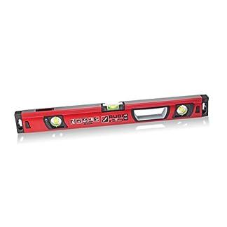 Rubi 76933 Nivel, Rojo, 80 cm