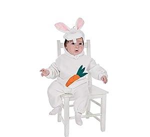 LLOPIS  - Disfraz bebe conejito zanahoria