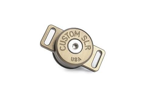 Custom SLR C-Loop HD Fixation pour sangle d'appareil photo (Gris acier)