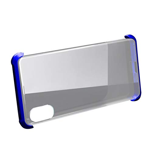 Altsommer Rückseitige Glasabdeckung für iPhone7P / 8Plus Magnetkoffer, Ultra Thin Transparente Glasrückseite Klare Glasabdeckung, Rückseite aus Gehärtetem Glas Premium Silicone (Entsperrt Handys, Iphones)