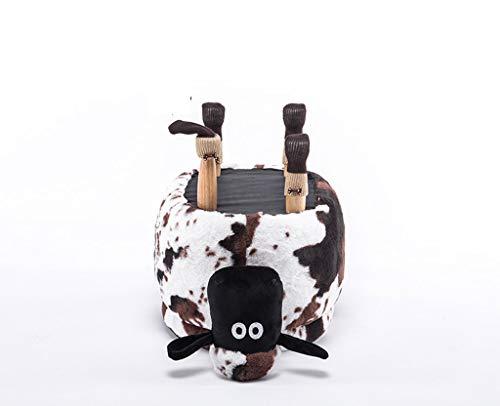 Hqq sgabello per animali domestici per bambini ottoman creative
