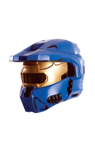 Blue HALO Spartan Look