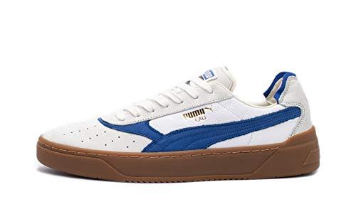 Puma Cali-0 Vintage, puma White-surf The Web-Whisper White, 10