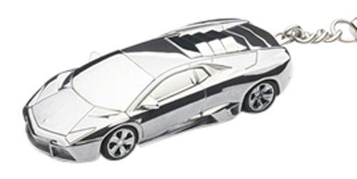 Lamborghini Reventon pulido aluminio llavero