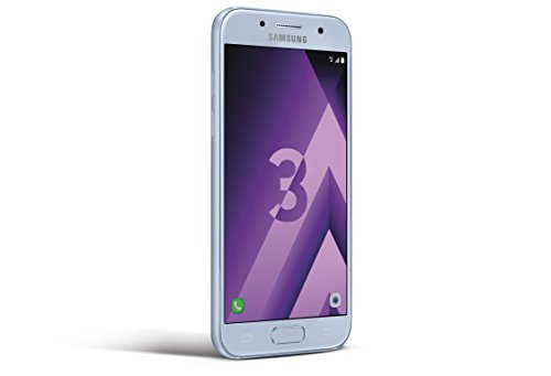 Samsung Galaxy A3 2017  Smartphone libre  4 7    2GB RAM  16GB  13MP Versi  n francesa  No incluye Samsung Pay ni acceso a promociones Samsung Members