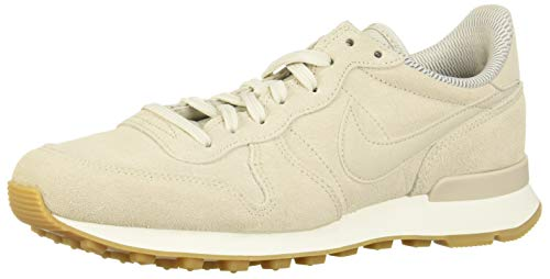 NIKE Damen W Internationalist Se Gymnastikschuhe, Beige (Light Bone Li G H T Bonephantom004), 38.5 EU