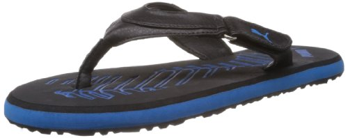Puma Men's Breeze 4 Black Flip-Flops and House Slippers - 8 UK/India (42 EU)  available at amazon for Rs.912
