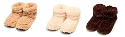 Soframar Cozy Boots Luxury Heatable Boots