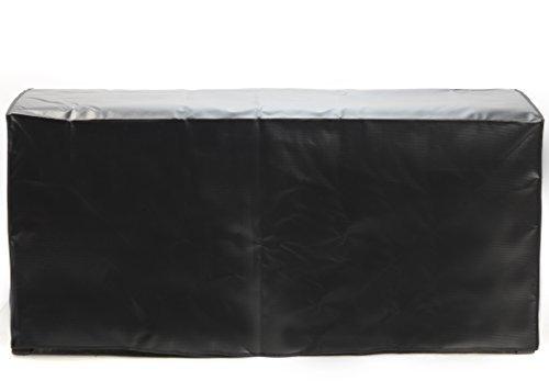Wicker Deck (Cover für Suncast dbw9200Mokka Wicker Kunstharz Deck Box, 99-gallon (schwarz/grün/blau))