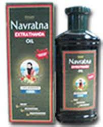 Himani Navratna Extra Thanda Hair Oil (500ML)