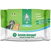 Eudorex Cleaning Toallitas Limpiadoras para Perros Y Gatos – 20pz ...