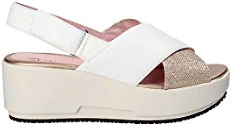 Stonefly 110334 Sandalo Sandalo Sandalo Zeppa Donna Bianco 39 | I Consumatori In Primo Luogo  127883