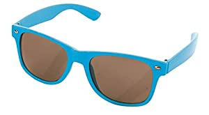 Party Pro - Gafas Blues turquoises, unisex adulto, 87120515, talla única