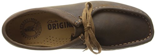 Clarks Wallabee Boot Beeswax Leather