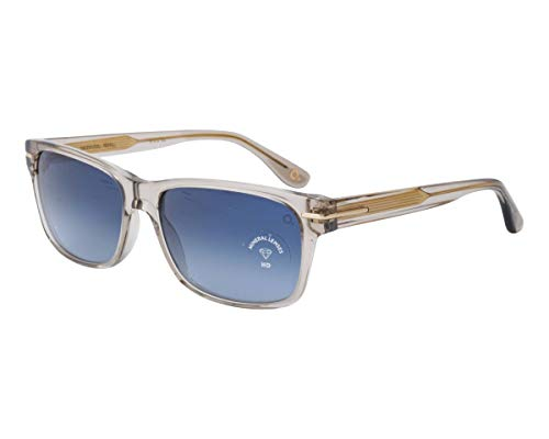 Etnia Barcelona Sonnenbrillen (HARVARD BRBL) kristall kristall - gold - blau-grau verlaufend