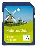 Satmap-carte gPS des pays-bas 1:50 000 Niederlande Süden 1:50000