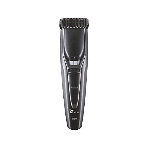 Syska HT300 Hair and Beard Trimmer (Black)
